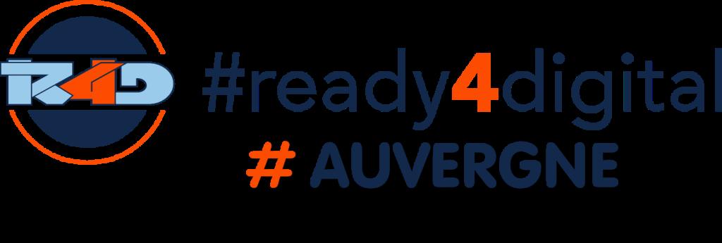 Logo de Ready4Digital Auvergne